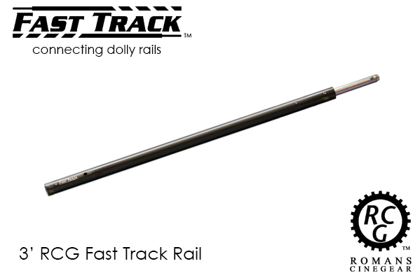 "3' RCG ""FAST TRACK"" Connecting Rail"